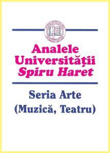 Analele USH - Seria Arte (Muzica, Teatru) _ logo oficial